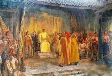 中國史上唯一被凌遲處死的君王:太平天國洪天貴福